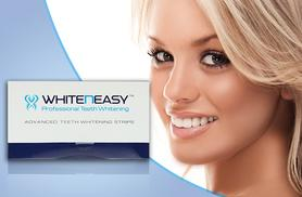 £7.99 instead of £59 (from DVA Beatuique) for a set of 28 WhiteNEasy teeth whitening strips - save 86%