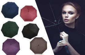 £7.99 instead of £24.99 for an automatic wind-resistant umbrella - choose from six colours and save 68%