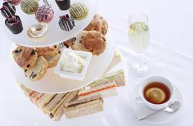 £19 instead of £55 for afternoon tea for two people or £24 for afternoon tea with a glass of Prosecco each at The 4* Wesley Hotel, Euston - save up to 65%