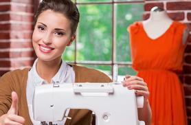 £19 instead of £299 (from International Open Academy) for an online creative sewing, arts and crafts teacher course - save 94%