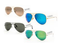 From £75 (from Maverick and Wolf) for a pair of Ray-Ban Aviator sunglasses - choose from eight styles - save up to 39%