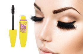 £6 instead of £11.99 for a Maybelline Colossal black mascara – flutter those lashes and save 50%