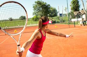 £9 instead of £30 for three 60-minute adult tennis lessons, £15 for six lessons at Grafton Tennis Academy, Balham - save 70%