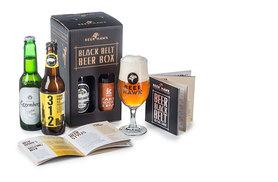 £12 instead of £20 (from Beer Hawk) for a black belt beer box containing four beers and a tasting guide - save 40%