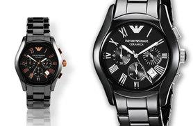 £149 instead of £492.01 (from Gray Kingdom) for a men's Emporio Armani watch - choose from two designs and save 70%