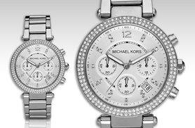 £99 instead of £222.01 for a Michael Kors ladies' Parker MK5353 watch - save 55%