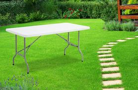 £29 instead of £99.99 (from Who Needs Shops) for a six-foot long trestle garden table - save a summery 71%