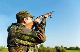 £19 for clay pigeon shooting for one person with 20 clays, £36 for three with 40 clays or £79 for eight with 80 clays with Lea Marston Events - save up to 68%