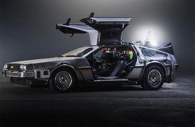 £39 instead of £99 for three laps in a DeLorean car as seen in Back to the Future at Car Chase Heroes - choose from two locations and save 61%