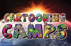£6 for a kids' cartoon evening camp, £10 for a day camp or £49 for a five day cartoon camp with Cartoon Kingdom, Golders Green - save up to 40%