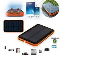 £12.99 instead of £89.99 (from LED+More) for a solar energy power bank - save 86%