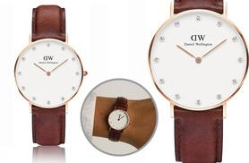 £60 instead of £114.01 (from Jacob Ekland) for a Daniel Wellington 0900DW women's classy St Andrews watch - save 47%