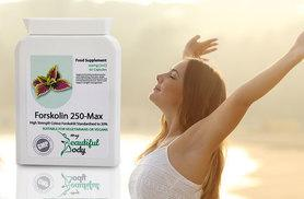 £12.99 instead of £26.99 (from Real Protein) for a two-month supply* of Forskolin 250-Max capsules - 52%