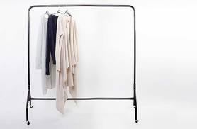 £19.99 instead of £45 (from Direct Online Housewares) for a 3ft x 5ft heavy-duty clothes rail, available in multiple sizes - save up to 56%