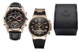 From £89 instead of £192.01 for a classic Vault watch - choose from two designs and save up to 54%