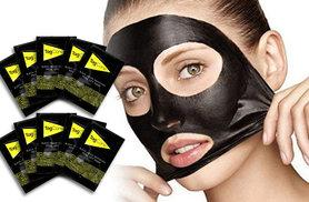 £6 instead of £49.90 (from TagCone) for 10 blackhead removing peel-off mud masks - save 88%