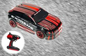 £19.99 (from Ebuyer) for a 1:18 scale high-speed remote controlled rally car