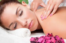 £19 instead of £50 for a choice of one-hour massage at Balance CAM, Romford or Harley Street - save 62%