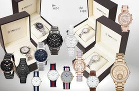 £20 for a luxury mystery watch for him or her - get a simply stunning Tag Heuer, Micheal Kors, Emporio Armani and more!