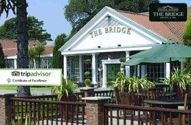 £25 instead of £60 for a three-hour spa experience with bubbly for two people at The Bridge Hotel & Spa, Walshford - save 58%