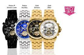 £179 (from Kendor Van Noah) for an Andre Belfort Etoile Polaire watch - choose from four designs and save up to 84%