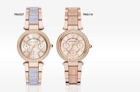 £139 instead of up to £259 (from Jacob Ekland) for a Michael Kors MK6327 or MK6110 watch - save 28%