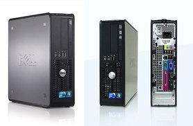£169 instead of £498.01 (from CRS) for a Dell Optiplex 780 SFF desktop – save 66%