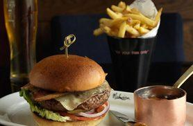 £19.95 instead of up to £47 for a burger meal for two people with fries to share and beer or wine at Malmaison - choose from 13 locations and save up to 58%