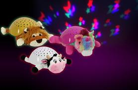 £9 instead of £19.99 for a furry friend night light - save 55%