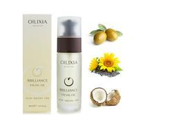 £14 instead of £34.01 for a Brilliance Facial Oil from Oilixia Skincare - save 59%