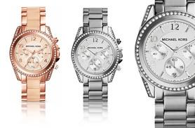 £110 instead of £227.01 (from Ideal Deal) for a Michael Kors MK5165 or MK5263 watch - save 52%