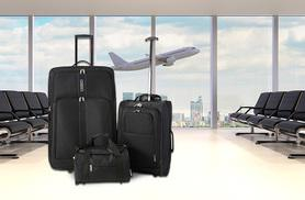 £29 instead of £50.01 (from Luggage Travel Bags) for a three-piece luggage set - save 42%