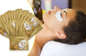 £4.99 instead of £82 (from Forever Cosmetics) for a set of 40 hyaluronic 'crystal' white collagen eye masks - treat your peepers and save 94%