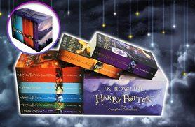 £34 instead of £96 (from Snazal) for a complete Harry Potter 7-book set - save 65%