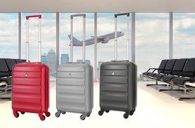 £20 instead of £59.99 (from Luggage Travel Bags) for a hardshell four-wheeled cabin case - save up to 67%