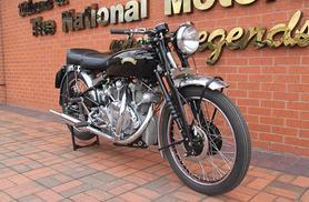 £9 instead of £17.90 for two adult tickets, £12.50 for a family ticket to the National Motorcycle Museum, Solihull - save up to 50%