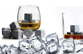 £5.99 instead of £17 (from Snap One Up) for eight granite-effect whisky chilling rocks - save 65%