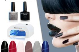 £29.99 (from 14 Day Manicure) for a matte gel nail polish starter kit with two colours, £32.99 with four colours or £36.99 with six colours - save up to 88%