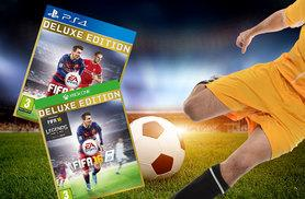 £22 instead of £59.98 (from Game Stop) for a copy of FIFA 16 deluxe edition - save 63%