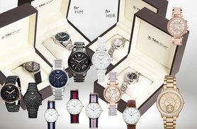 £20 for a luxury mystery watch for him or her - get a simply stunning Tag Heuer, Micheal Kors, Emporio Armani, Jacob Eckland and more!
