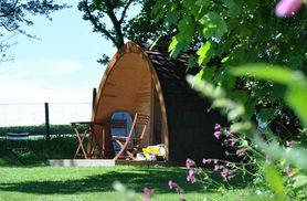 £49 for an overnight glamping break for two people at a choice of 17 UK locations with Buyagift