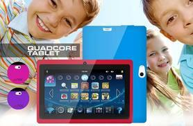 £28 instead of £159.99 (from D2Dtek) for a kids quad core tablet - save 82%