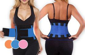 £12 instead of £49.99 (from Boni Caro) for a high quality waist shrinking belt - choose from three colours and save 76%