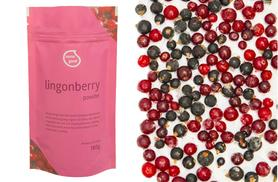 £8.99 instead of £18.99 for 180g of lingonberry powder from Some Good - save 53%