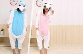 £16 instead of £54.99 (from EFMall) for a unicorn onesie - get magical and save 71%