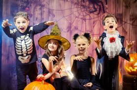 £24 instead of £44 for a family ticket for Spooky World at Apple Jack's Adventure Park, Warrington – spook the little'uns and save 45%