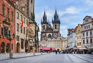 From £199pp for a six-night Prague, Budapest and Bratislava tour with flights and trains, from £259pp for an eight-night tour including Vienna - save up to 37%