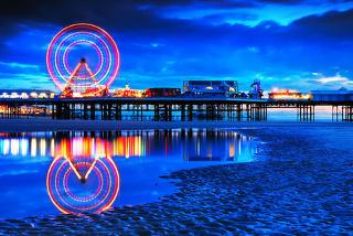 £59 (at Rutlands Hotel) for a two-night Blackpool break for two with a glass of wine on arrival and breakfast each morning, £89 for three nights - save up to 46%