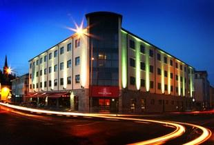 £59 (at the Station House Hotel) for an overnight stay for two people including a full Irish breakfast and a bottle of wine when dining, or €109 for two nights