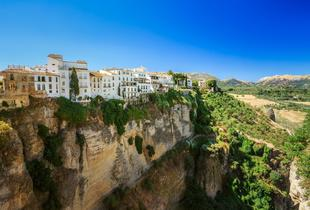 From £89pp (from Clear Sky Holidays) for a 4* two-night Ronda, Spain escape including flights, £149pp for three nights, £179pp for four nights - save up to 22%
